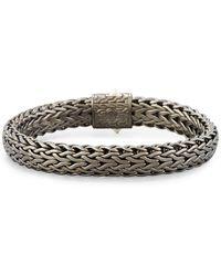 John Hardy - Men's Flat Classic Chain Bracelet - Lyst