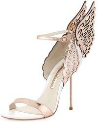 Sophia Webster - Evangeline Angel Wing Sandals - Lyst