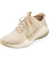 sale retailer 8f185 89b03 Nike - Air Zoom Fearless Flyknit 2 Metallic Sneakers - Lyst