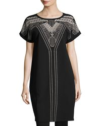 NIC+ZOE - Havana Nights Tunic Dress - Lyst