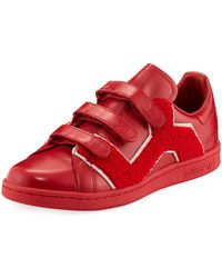 adidas By Raf Simons - Comfort Badge Sneakers - Lyst