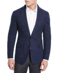 Ralph Lauren - Men's Plaid Wool Sport Coat - Lyst