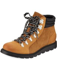 Sorel - Ainsley Conquest Waterproof Hiker Boots - Lyst