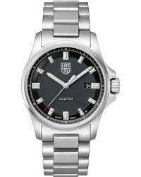 Luminox - Men's Dress Field Bracelet Watch - Lyst