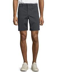 John Varvatos - Men's Slight Stretch Shorts - Lyst