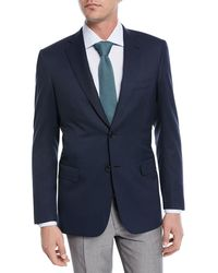 Brioni - Solid Wool Two-button Blazer - Lyst