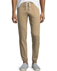 Sol Angeles - Essential Twill Jogger Pants - Lyst