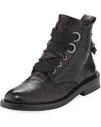 Zadig & Voltaire - Laureen Roma High-top Boots - Lyst