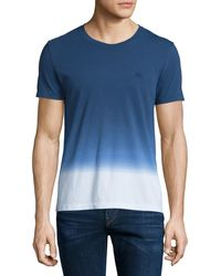 Burberry Brit - Dip-dyed Ombre Short-sleeve T-shirt - Lyst