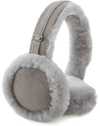 UGG - Carry Forward Classic Suede Wired Earmuffs - Lyst