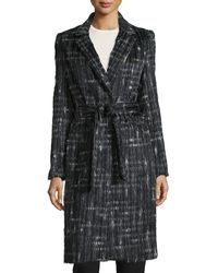 Yigal Azrouël - Long-sleeve Tailored Trench Coat - Lyst
