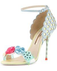 bbda19e0026 Lyst - Shop Women s Sophia Webster Heels from  108 - Page 18