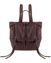 Kooba - Bobbi Mini Leather Backpack - Lyst