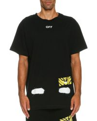 Shop Men's Off-White c/o Virgil Abloh T-Shirts from $162 | Lyst