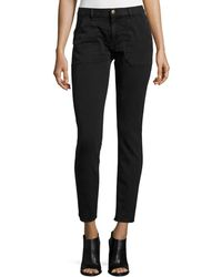 Ba&sh - Sally Skinny Ankle Jeans - Lyst