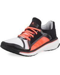 Adidas By Stella McCartney | Energy Boost Mixed Fabric Sneaker | Lyst
