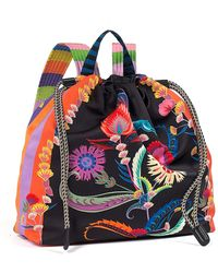 Etro | Multicolor Printed Drawstring Backpack | Lyst