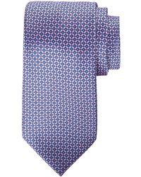 Stefano Ricci - Geometric Square Printed Silk Tie - Lyst