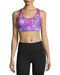 The North Face - Stow-n-go Sports Bra - Lyst