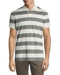Ralph Lauren - Striped Short-sleeve Polo Shirt - Lyst