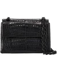 Nancy Gonzalez - Madison Small Chain Shoulder Bag - Lyst