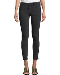 DL1961 - Margaux Side-stripe Instasculpt Skinny Jeans - Lyst
