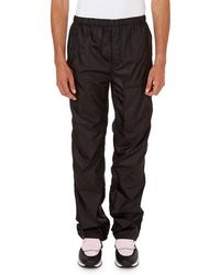 Givenchy | Solid Nylon Jogging Pants | Lyst