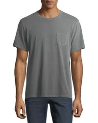 Joe's Jeans - Men's Finley Vintage-effect Pocket T-shirt - Lyst