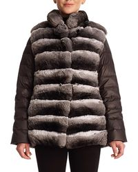 canada goose sable quilted jacket