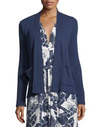 Rachel Pally - Ribbed Two-pocket Cardigan - Lyst