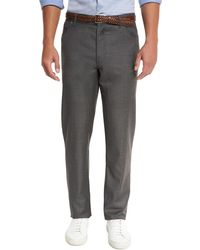Brunello Cucinelli - Wool Grisaille Five-pocket Pants - Lyst