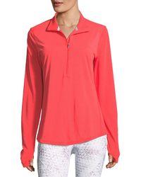 Under Armour - Streaker Half-zip Long-sleeve Running Shirt - Lyst