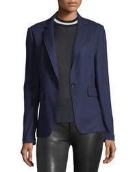 Rag & Bone | Wool Club Jacket | Lyst