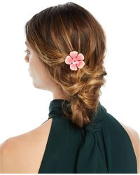 Jennifer Behr - Hand-painted Flower Hairpin - Lyst