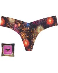 Commando - Panty Patrol Thong-in-a-pouch - Lyst