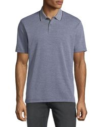 Theory - Men's Current Pique Polo Shirt - Lyst