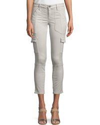 Joie - Okana Skinny Cargo Pants - Lyst