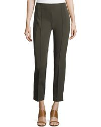 Lafayette 148 New York - Gramercy Acclaimed-stretch Pants - Lyst