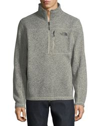 The North Face - Gordon Lyons Quarter-zip Pullover - Lyst