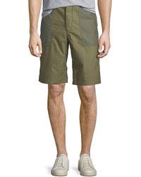 Rag & Bone - Men's Two-tone Field Shorts - Lyst