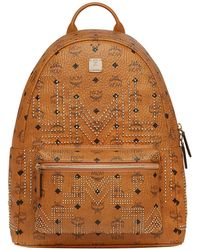 MCM - Men's Stark Gunta Medium Studded Backpack - Lyst