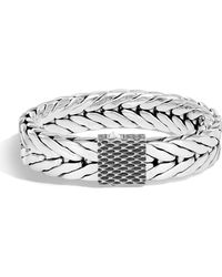 John Hardy - Men's Legends Naga Dragon Sterling Silver Chain Bracelet - Lyst