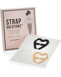 Fashion Forms - Bra Strap Solutions - Lyst