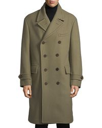 Tom Ford - Men's Double-breasted Trench Coat - Lyst