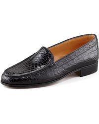 Gravati | Crocodile Loafer | Lyst