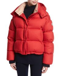 Moncler - Paeonia Quilted Puffer Jacket - Lyst