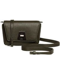 Akris - Anouk Leather Little Day Bag - Lyst