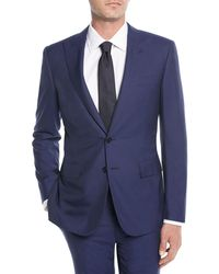 Ralph Lauren - Men's Lux Plainweave Two-piece Suit - Lyst