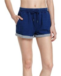 Seafolly - French Terry Beach Shorts - Lyst