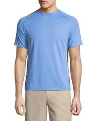 Peter Millar - Men's Rio Cool Technical T-shirt - Lyst